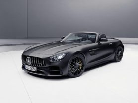 M-B Celebrating 50 Years of AMG with Special Editions