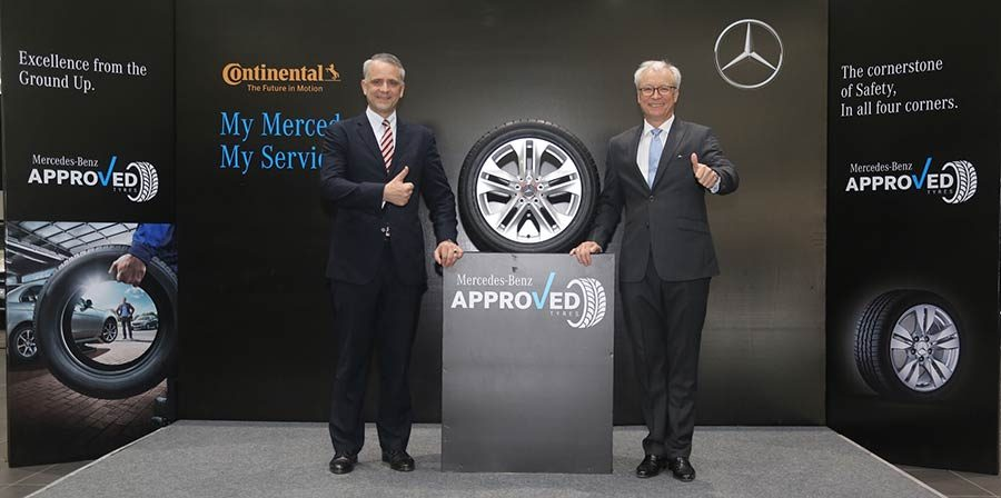 Mercedes Benz Tires